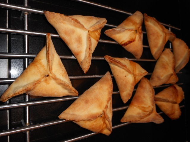 Syrian meat pastries